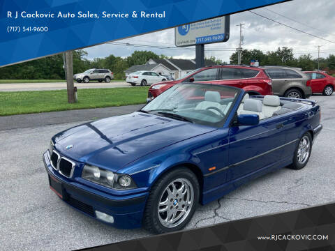 1997 BMW 3 Series for sale at R J Cackovic Auto Sales, Service & Rental in Harrisburg PA