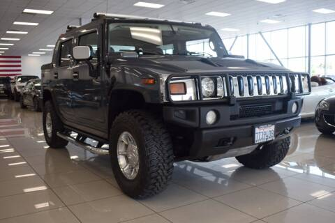 2005 HUMMER H2 SUT for sale at Legend Auto in Sacramento CA