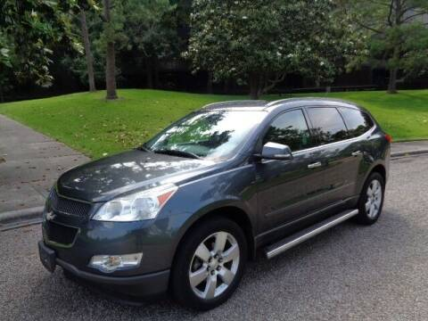 2012 Chevrolet Traverse for sale at Houston Auto Preowned in Houston TX