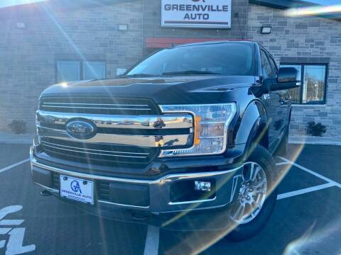 2020 Ford F-150 for sale at GREENVILLE AUTO & RV in Greenville WI