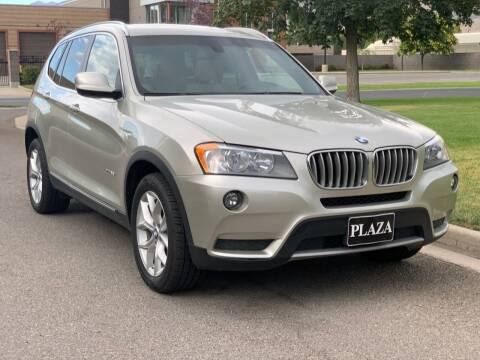 2013 BMW X3 for sale at A.I. Monroe Auto Sales in Bountiful UT