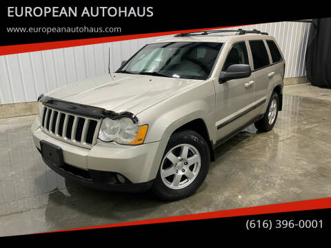 2008 Jeep Grand Cherokee for sale at EUROPEAN AUTOHAUS in Holland MI