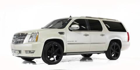 2010 Cadillac Escalade ESV for sale at Houston Auto Credit in Houston TX