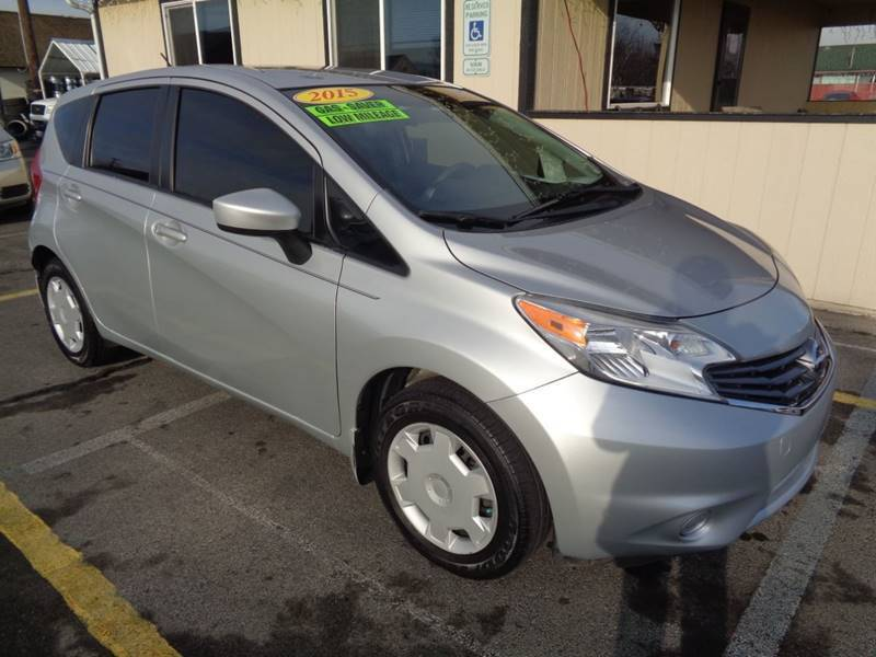 2015 Nissan Versa Note for sale at BBL Auto Sales in Yakima WA