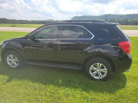 2012 Chevrolet Equinox for sale at SCENIC SALES LLC in Arena WI