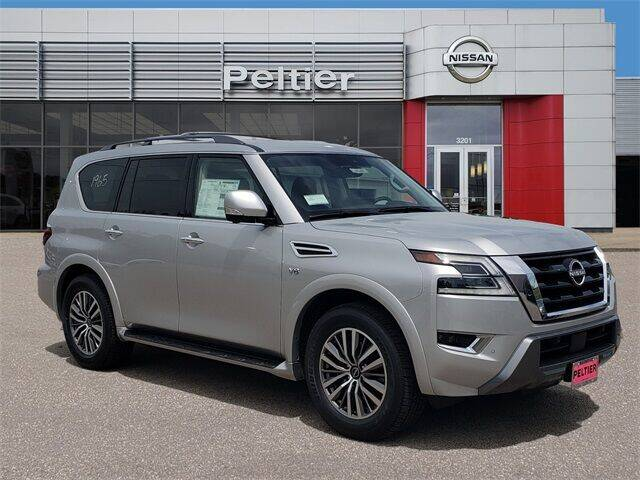 2021 Nissan Armada for sale in Tyler, TX
