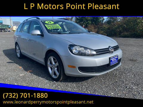 2010 Volkswagen Jetta for sale at L P Motors Point Pleasant in Point Pleasant NJ