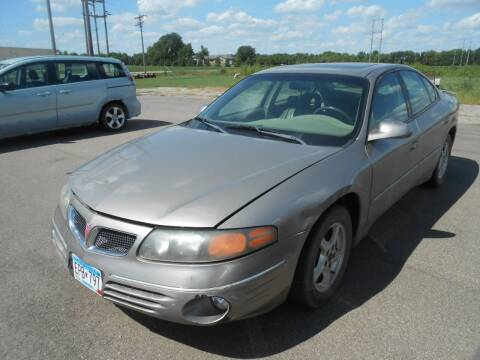 2000 Pontiac Bonneville for sale at Salmon Automotive Inc. in Tracy MN