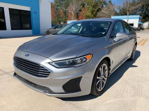 2020 Ford Fusion for sale at ETS Autos Inc in Sanford FL