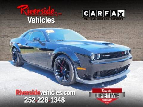 2020 Dodge Challenger for sale at Riverside Mitsubishi(New Bern Auto Mart) in New Bern NC