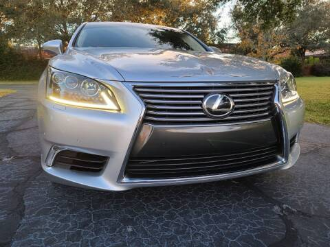 2013 Lexus LS 460 for sale at Monaco Motor Group in Orlando FL