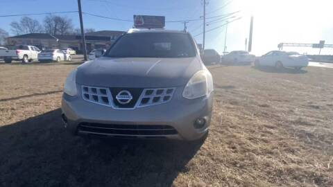 2012 Nissan Rogue for sale at N & A Metro Motors in Dallas TX