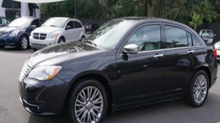 2011 Chrysler 200 for sale at JacksonvilleMotorMall.com in Jacksonville FL