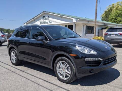 2013 Porsche Cayenne for sale at Best Used Cars Inc in Mount Olive NC