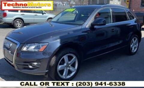 2012 Audi Q5 for sale at Techno Motors in Danbury CT