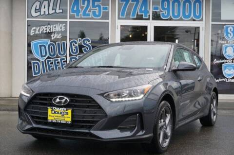 2020 Hyundai Veloster for sale at Jeremy Sells Hyundai in Edmunds WA