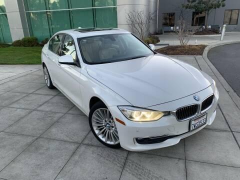 2014 BMW 3 Series for sale at Top Motors in San Jose CA