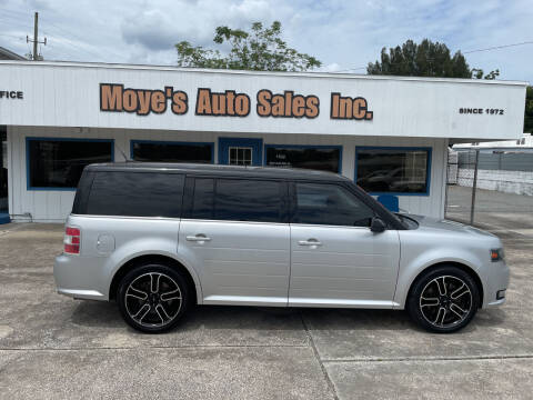 2014 Ford Flex for sale at Moye's Auto Sales Inc. in Leesburg FL