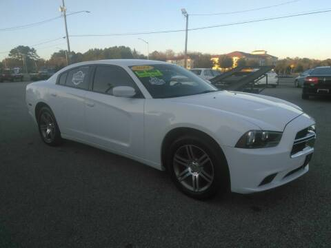 2014 Dodge Charger for sale at Kelly & Kelly Supermarket of Cars in Fayetteville NC