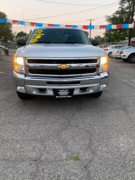 2013 Chevrolet Silverado 1500 for sale at Mike's Auto Sales in Yakima WA