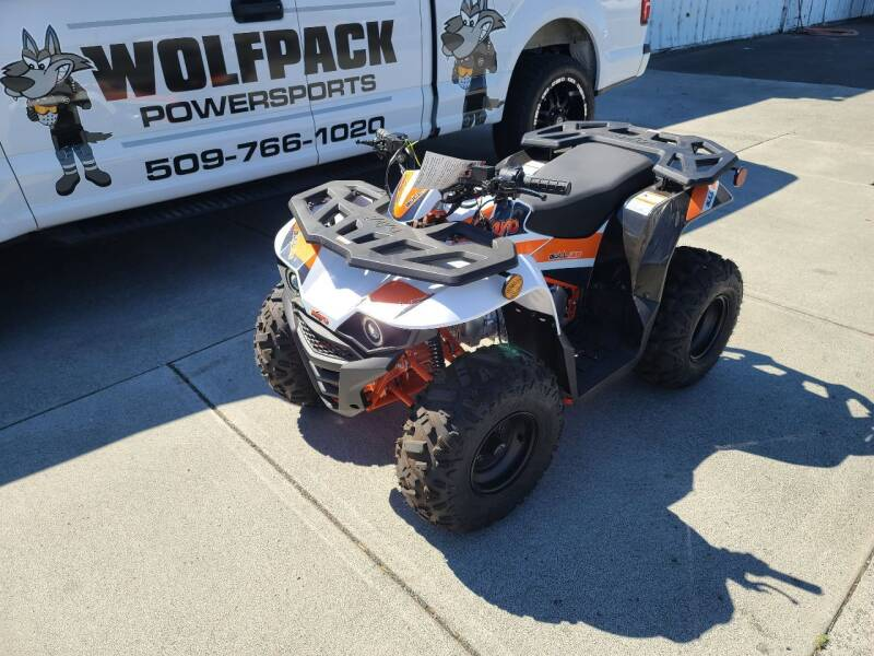 2021 Kayo 125 Bull for sale at WolfPack PowerSports in Moses Lake WA