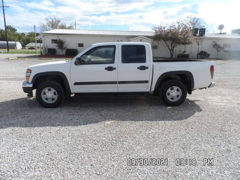 2007 Chevrolet Colorado for sale at Town and Country Motors in Warsaw MO