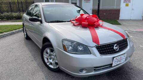 2006 Nissan Altima for sale at Speedway Motors in Paterson NJ