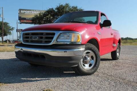 2003 Ford F-150 for sale at Elite Car Care & Sales in Spicewood TX
