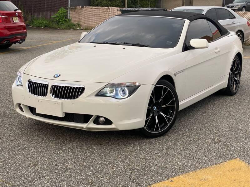 2007 BMW 6 Series for sale at MAGIC AUTO SALES - Magic Auto Prestige in South Hackensack NJ