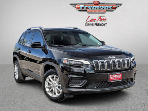 2020 Jeep Cherokee for sale at Rocky Mountain Commercial Trucks in Casper WY