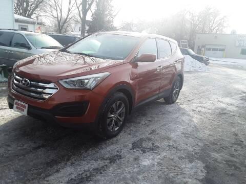 2013 Hyundai Santa Fe Sport for sale at NORTHERN MOTORS INC in Grand Forks ND