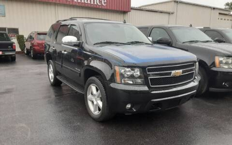 2010 Chevrolet Tahoe for sale at Mathews Used Cars, Inc. in Crawford GA