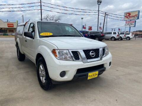 2013 Nissan Frontier for sale at Russell Smith Auto in Fort Worth TX