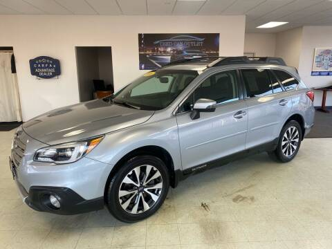 2016 Subaru Outback for sale at Used Car Outlet in Bloomington IL