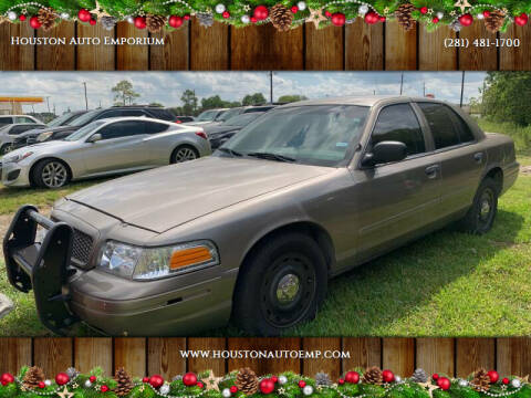 2005 Ford Crown Victoria for sale at Houston Auto Emporium in Houston TX