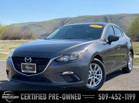 2016 Mazda MAZDA3 for sale at Premier Auto Group in Union Gap WA