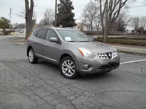2012 Nissan Rogue for sale at CORTEZ AUTO SALES INC in Marietta GA