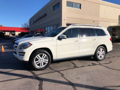 2013 Mercedes-Benz GL-Class for sale at European Performance in Raleigh NC
