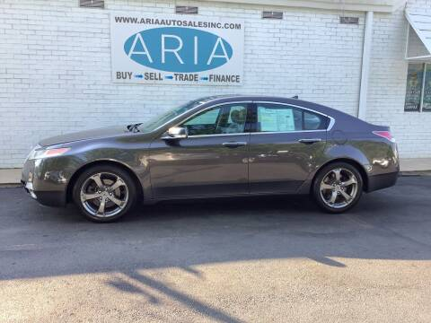 2011 Acura TL for sale at ARIA  AUTO  SALES in Raleigh NC