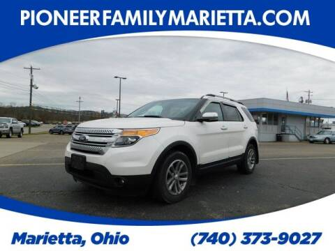2013 Ford Explorer for sale at Pioneer Family preowned autos in Williamstown WV