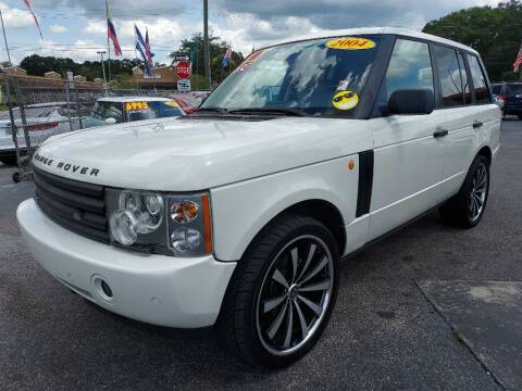 2004 Land Rover Range Rover for sale at AUTO IMAGE PLUS in Tampa FL