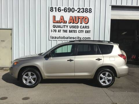 2007 Toyota RAV4 for sale at LA AUTO in Bates City MO