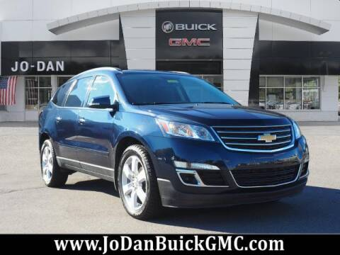 2017 Chevrolet Traverse for sale at Jo-Dan Motors - Buick GMC in Moosic PA