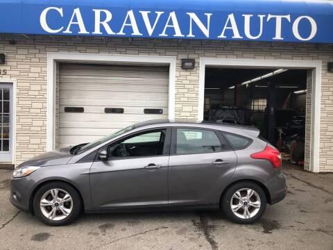 2014 Ford Focus for sale at Caravan Auto in Cranston RI