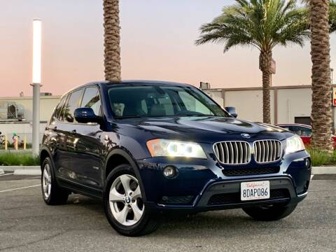 2011 BMW X3 for sale at Car Hero LLC in Santa Clara CA