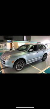 2006 Porsche Cayenne for sale at Trocci's Auto Sales in West Pittsburg PA