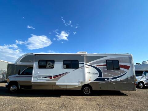 2002 PENDING SALE!!! Gulf Stream Yellowstone for sale at NOCO RV Sales in Loveland CO