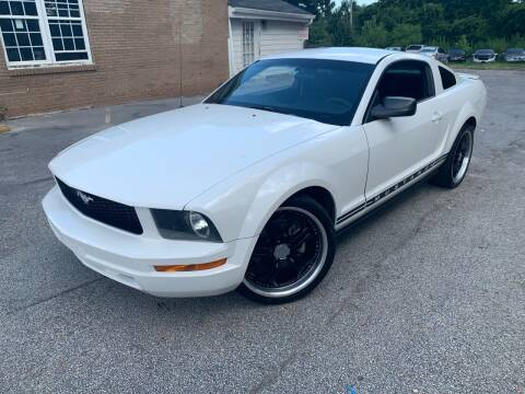 2007 Ford Mustang for sale at Philip Motors Inc in Snellville GA