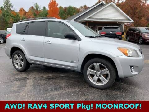 2009 Toyota RAV4 for sale at Drivers Choice Auto & Truck in Fife Lake MI