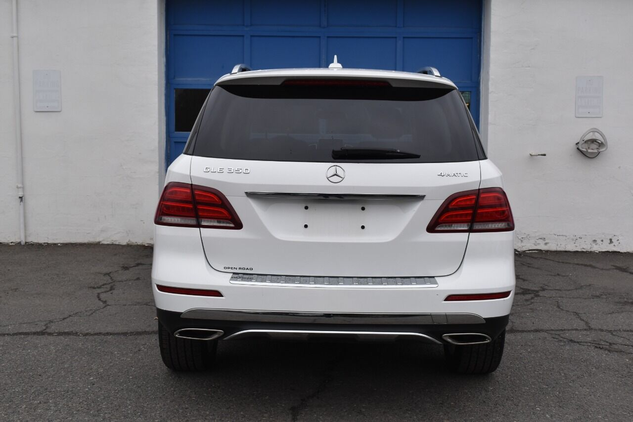 2016 Mercedes-Benz GLE GLE 350 4MATIC AWD 4dr SUV full